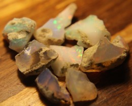 35ctw Beautiful Welo Ethiopia Opal Rough Specimen