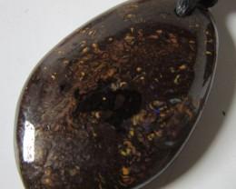 CTS  Boulder Opal Pendant OMR 310