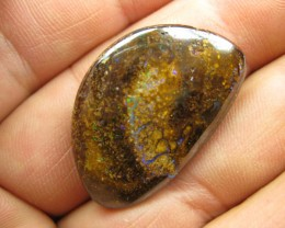 C/O 53cts,WE MINE~BOULDER MATRIX OPAL.