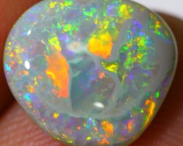 2.30cts Amazing Color Play Lighting Ridge Australian Opal