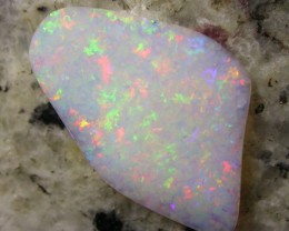 8.14ct EXTR 3D FULLY SATURATED MULTI COLORS OPAL