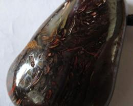 CTS  Boulder   Pendant  Opal Crystal  Inlay AGR318