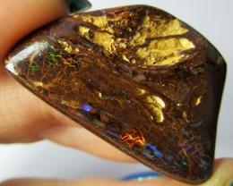37.1CTS Yowah Opal  FREE SHIP  AGR 803