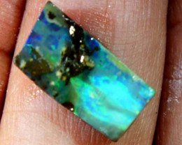 BOULDER OPAL ROUGH  4.90 CTS DT-3940