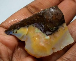BOULDER OPAL ROUGH 50  CTS DT-3960