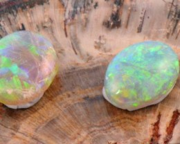 Lightning Ridge Crystal Opal Pairs