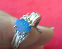 Doublet opal ring Size 7  AGR 730