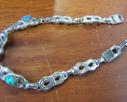 Doublet opal Bracelet  AGR 667