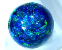 MOSAIC OPAL BEAD  DRILLED 10.75 CTS  LO-1617