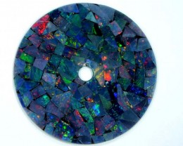 MOSAIC OPAL  WATCH FACE 5.00 CTS  LO-1645