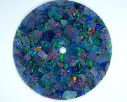 MOSAIC OPAL WATCH FACE 4.85 CTS  LO-1648