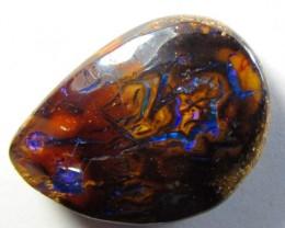 17cts Quality Australian Boulder Opal Cut Stone C131
