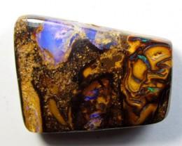 28cts Quality Australian Boulder Opal Cut Stone C140