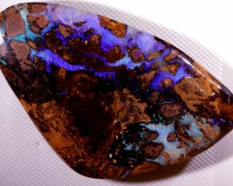 NICE PATTERN YOWAH OPAL POLISHED DOUBLE SIDED STONE 44.55 CTS NC-2192