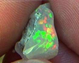 4.70 cts Ethiopian Welo HONEYCOMB crystal opal N9 4/5