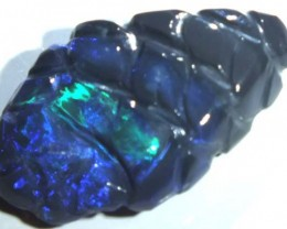 8.4 CTS  OPAL CARVING TBO-3332