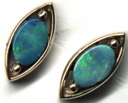 DOUBLET SILVER  EARRINGS 7.2   CTS    OF-917