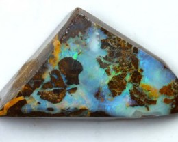 BOULDER OPAL ROUGH 27.50  CTS DT-4004