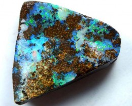 BOULDER OPAL ROUGH 99.55  CTS DT-4039
