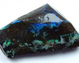 BOULDER OPAL ROUGH  105.65 CTS DT-4046
