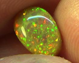 1.45 ct Ethiopian Welo MICROHONEYCOMB opal N5 4,5/5