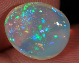 4.27CT~5/5 BRILLIANCE~WELO OPAL CAB~PINFIRE