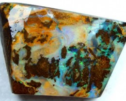 BOULDER OPAL ROUGH 29.5  CTS DT-4089