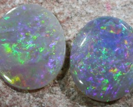1.7 CTS CRYSTAL OPAL PAIRS[Q1921]