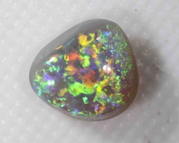 FREE SHIPPING  0.85 ct BLACK OPAL FROM LR