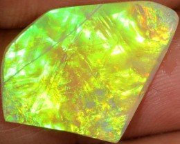 3.50 CTS - CRYSTAL OPAL RUB LIGHTNING RIDGE   DT-4117