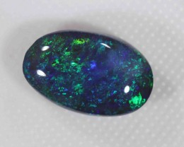 3.90 ct BLACK OPAL FROM LR - 517431