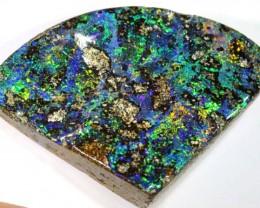 29.80cts Multi-FIRE Boulder Opal Cut Stone