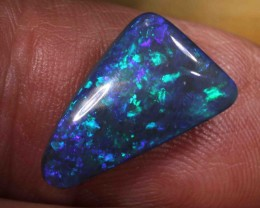 6.20 CTS  BLACK OPAL FROM LR - 520057