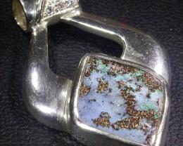 Boulder Opal Pendant AGR 1192
