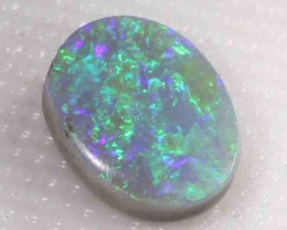 FREE SHIPPING 1.50 ct BLACK OPAL FROM LR