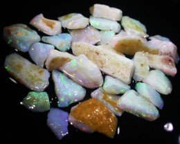 47.4 CTS OPAL INLAY FROM LIGHTNING RIDGE[BR3354]