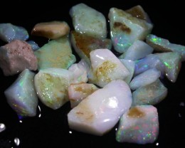 34.2 CTS OPAL INLAY FROM LIGHTNING RIDGE[BR3357]