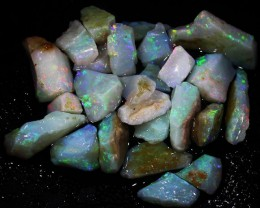 35.4 CTS OPAL INLAY FROM LIGHTNING RIDGE[BR3358]