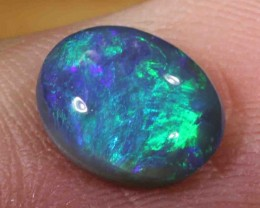 1.75 cts BLACK OPAL FROM LR  EXCELLENT.  522905