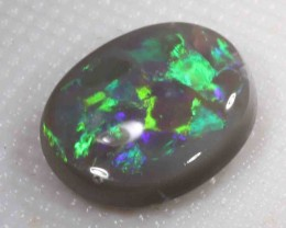 3.05 cts BLACK OPAL FROM LR