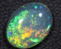 1.52cts Bright Crystal Opal From Lightning Ridge (R2395