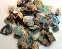 307 CTS BLACK OPAL ROUGH/ RUB FOR CUTTING PARCEL ARR4670
