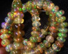 Ethiopian Opal Strands