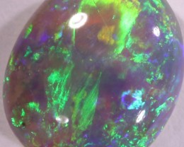 0.95CTS CRYSTAL OPAL LIGHTNING RIDGE ELECTRIC COLORPLAY C9133