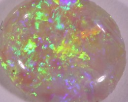 0.60 CTS CRYSTAL OPAL LIGHTNING RIDGE ELECTRIC COLORPLAY C9147
