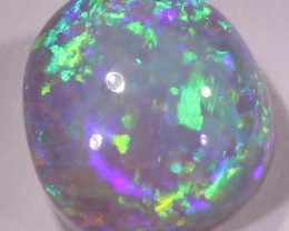 1.25 CTS CRYSTAL OPAL LIGHTNING RIDGE ELECTRIC COLORPLAY C9161