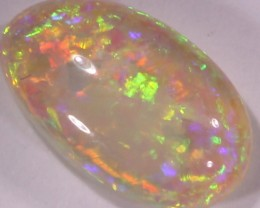 0.90 CTS CRYSTAL OPAL LIGHTNING RIDGE ELECTRIC COLORPLAY C9164