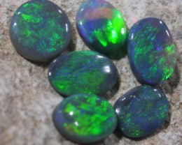 1.55 CTS DARK OPAL PARCEL LIGHTNING RIDGE [SO5411]