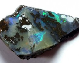BOULDER OPAL ROUGH 10.6  CTS DT-4161