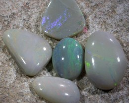 WHITE OPAL PARCEL LIGHTNING RIDGE [SO5447]